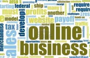 Essay Online Business